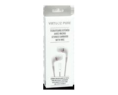 Image du produit Virtuoz - Écouteurs stéréo avec micro - Pure