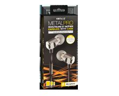 Image du produit Virtuoz - Écouteurs et boîtier - Metal Pro