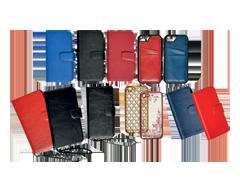 Image du produit ibiZ - Étui portefeuille pour iPhone 7, 1 unité