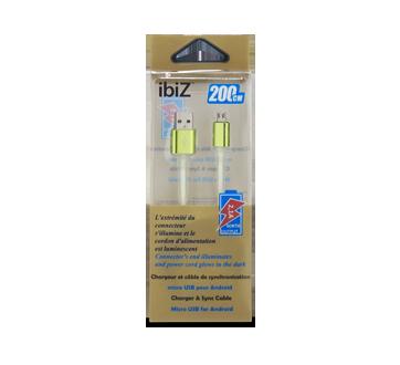 Chargeur et câble de synchronisation micro USB pour Android