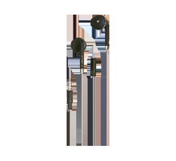 Image 2 du produit Virtuoz - Écouteurs stéréo de luxe avec microphone, 1 unité, noir