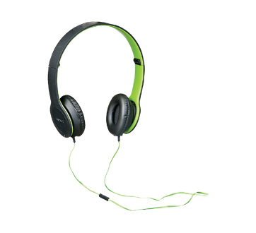 Image 2 du produit Virtuoz - Casque d'écoute stéréo microphone intégré, 1 unité, vert