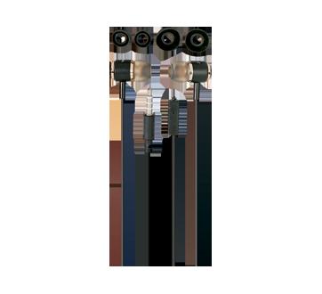 Image 2 du produit Virtuoz - Écouteurs métalliques avec microphone, 1 unité, noir et gris
