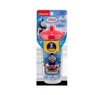 Image 2 du produit Playtex Baby - Sipsters étape 3 verre antifuites avec paille, 1 unité