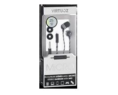 Image du produit Virtuoz - Écouteurs Micro, Noir