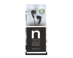 Image du produit Virtuoz - Écouteurs Neons, Noir