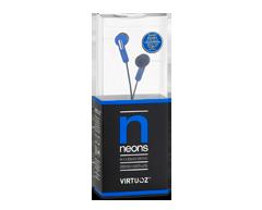 Image du produit Virtuoz - Écouteurs Neons, Bleu
