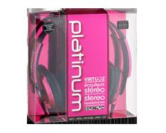 Image du produit Virtuoz - Casque d'écoute Platinum, Rose