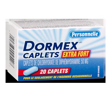 Image du produit Personnelle - Dormex, comprimés, 20 unités