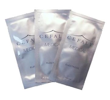 Image du produit Cefaly-Technology - Électrodes, 3 unités