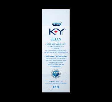 Image 2 du produit K-Y - Lubrifiant personnel, gel, 57 g