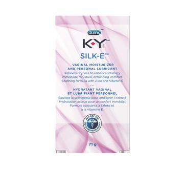Image du produit K-Y - SILK-E lubrifiant personnel liquide, 71 g