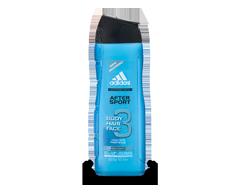 Image du produit Adidas - After Sport 3 gel douche et shampoing , 473 ml