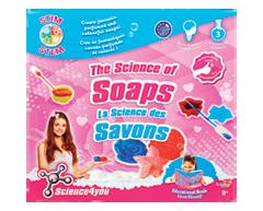 Image du produit Science4You - La science des savons, 1 unité