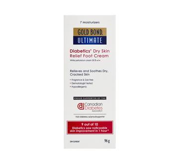 Image 2 du produit Gold Bond Ultimate - Crème pour les pieds desséchés, 96 g