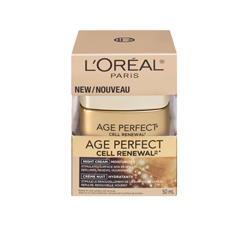 Age Perfect Cell Renewal crème hydratante nuit, 50 ml