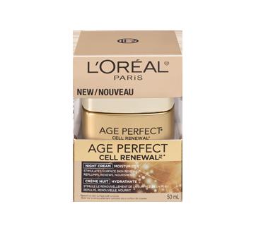 Image 2 du produit L'Oréal Paris - Age Perfect Cell Renewal crème hydratante nuit, 50 ml