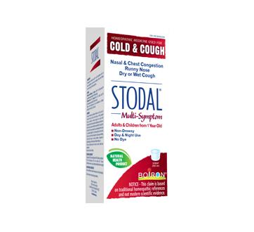 Image 1 du produit Boiron - Stodal Rhume & Toux sirop, 200 ml