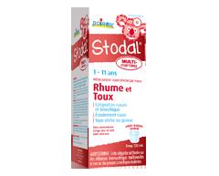 Image du produit Boiron - Stodal Multi-Symptômes Rhume et Toux sirop pour enfants, 125 ml