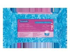 Image du produit Personnelle - Lingettes nettoyantes, 43 lingettes
