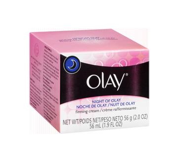 Image 2 du produit Olay - Crème raffermissante nuit, 56 ml