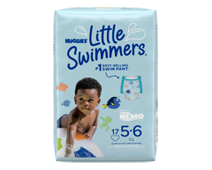 Image du produit Huggies - Little Swimmers maillots de bain jetables, 20 unités, petit