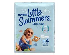 Image du produit Huggies - Little Swimmers maillots de bain jetables, 18 unités, moyen