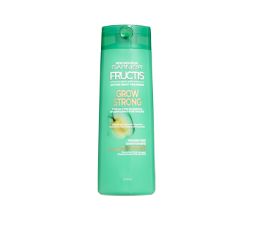 Fructis Grow Strong shampooing fortifiant, 370 ml