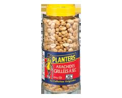 Image du produit Planters - Arachides rôties à sec salées, 454 g