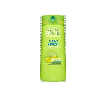 Fructis Clean & Fresh shampooing rafraîchissant, 650 ml