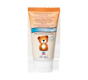 Lotion apaisante pour bébé à la farine d'avoine colloïdale naturelle, 30 ml, Sans parfum