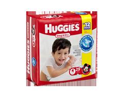 Image du produit Huggies - Snug and Dry couches, 29 unités , taille 4, Jumbo