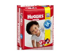 Image du produit Huggies - Snug and Dry couches, 25 unités , taille 5, Jumbo