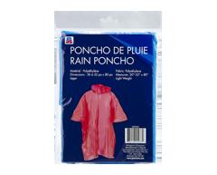 Image du produit PJC - Poncho de pluie, 1 unité