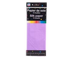 Image du produit PJC - Papier de soie, 10 feuilles, violet