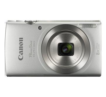 PowerShot ELPH 180 appareil photo, 1 unité, argent