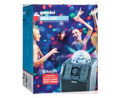 Image du produit Gemini - Haut-parleur Bluetooth avec lumières de fête