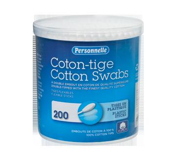 Coton-tige, 200 unités