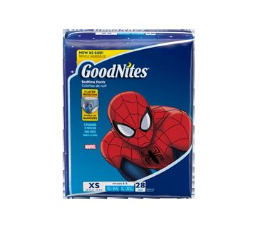 Sous-vêtements de nuit contre l'énurésie nocturne pour garçons, 28 ...