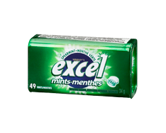 Image du produit Excel - Excel menthes menthe verte, 49 morceaux