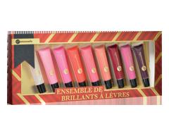 Image du produit Personnelle Cosmétiques - Ensemble de mini brillants à lèvres, 9 x 4 ml