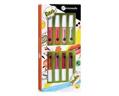 Image du produit Personnelle Cosmétiques - Ensemble de mini brillants à lèvres, 8 x 1,1 ml