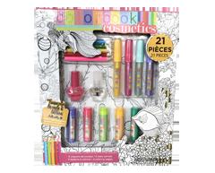 Image du produit ColorBook Cosmetics - Trousse pour les ongles et les lèvres, 1 unité