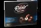 Vignette du produit Désir Noir - Assortiment de chocolats au lait, noir et blanc, 500 g