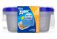 Vignette du produit Ziploc - Contenants rectangle, 2 unités, Grand