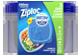 Vignette du produit Ziploc - Contenants carré, 3 unités, Moyen