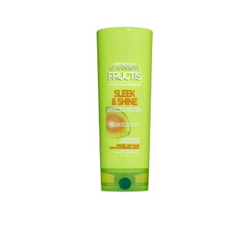 Fructis Sleek & Shine revitalisant fortifiant, 354 ml