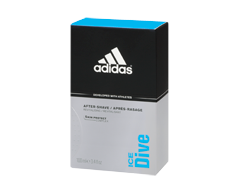 Image du produit Adidas - Ice Dive après-rasage, 100 ml