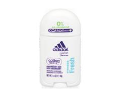 Image du produit Adidas - CottonTech déodorant pour femmes sans aluminium, 45 g, Icy Burst