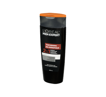Men Expert Hair Care - 2 en 1, 385 ml, re-denseur